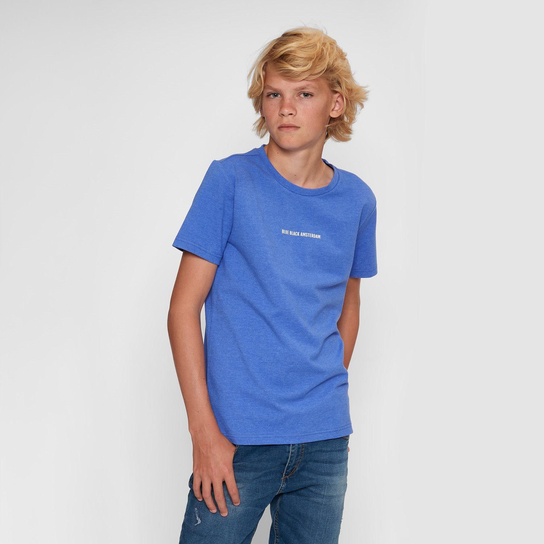 Blue Black shirt Ties