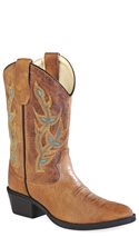 Western boots Blue River