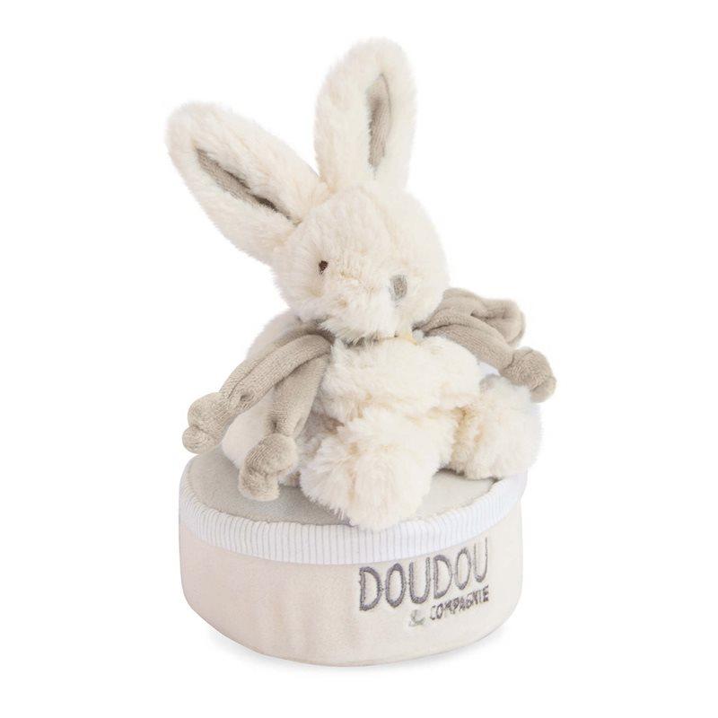 Doudou muziek konijn