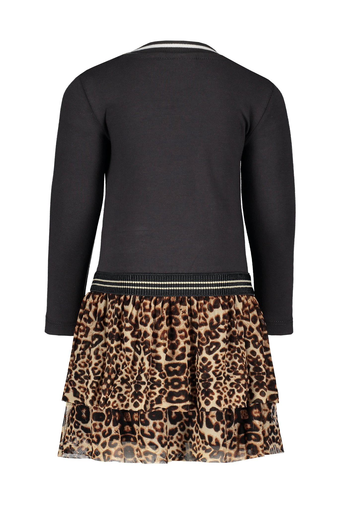 Flo baby girls jersey ls dress