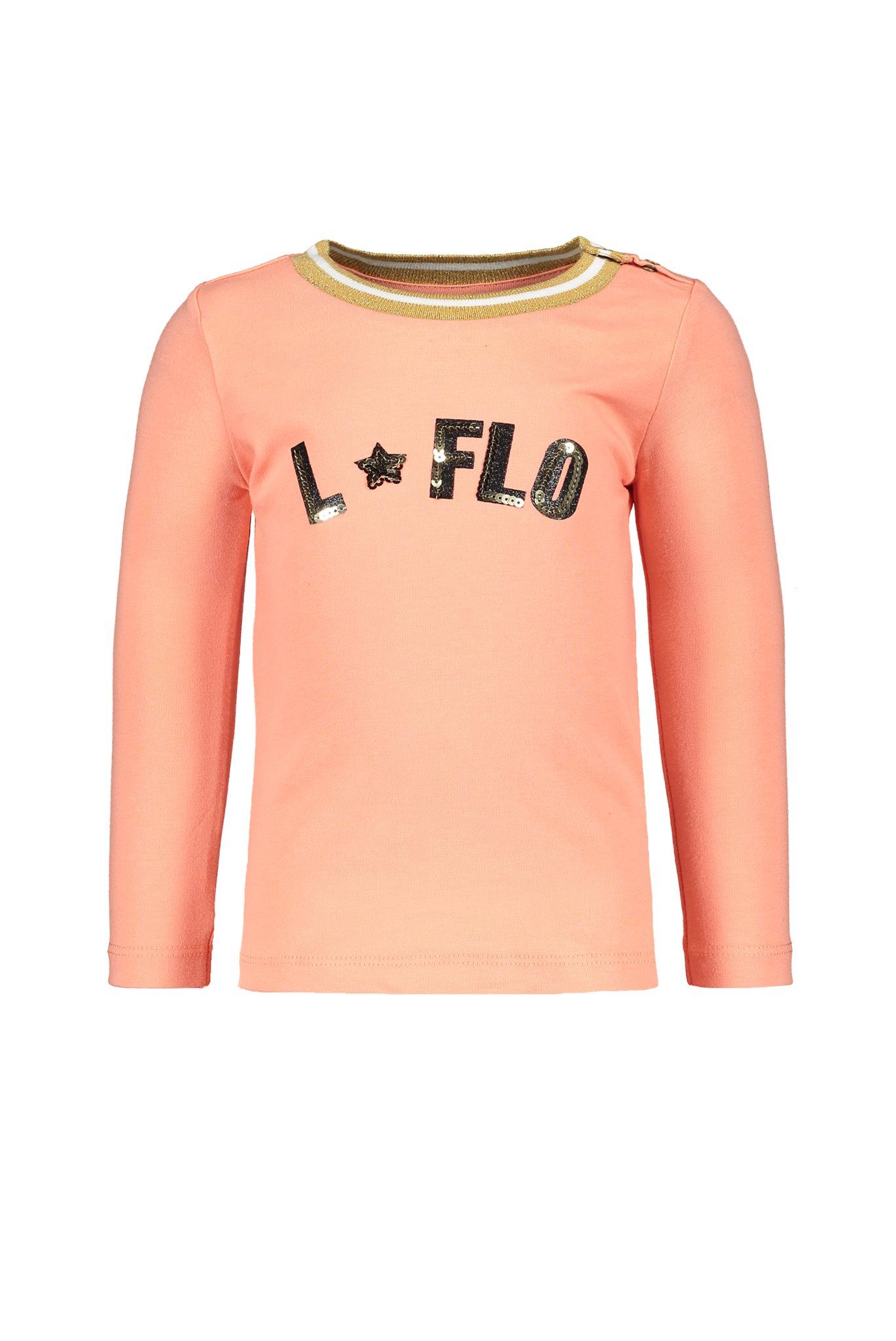 Flo baby girls jersey ls tee