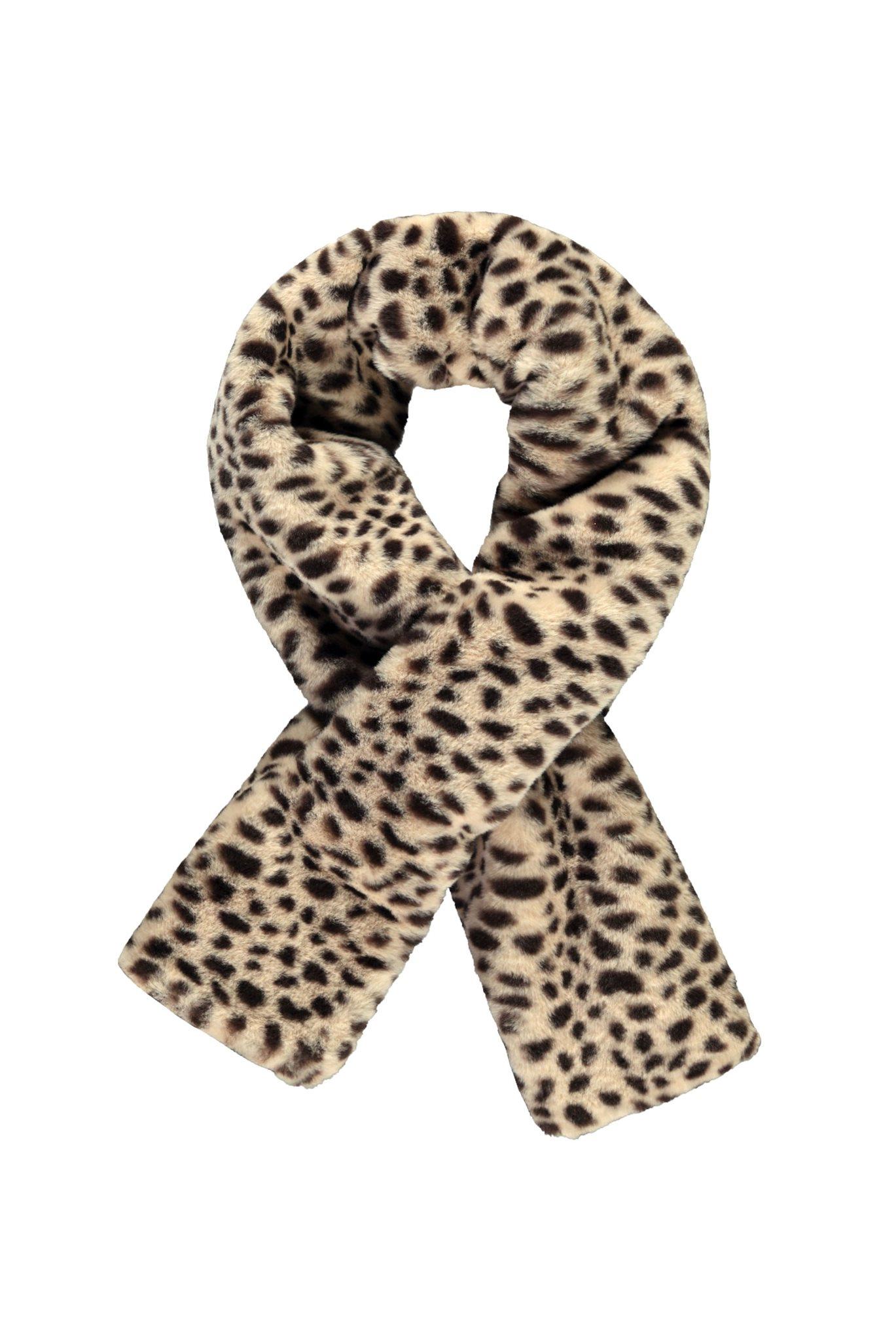 Flo baby panter sjaal