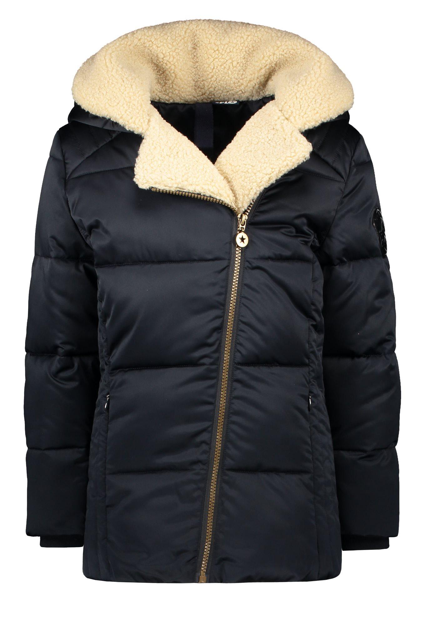 Flo jas donkerblauw