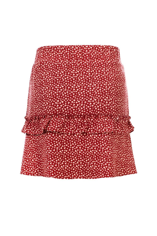 Looxs printed skirt