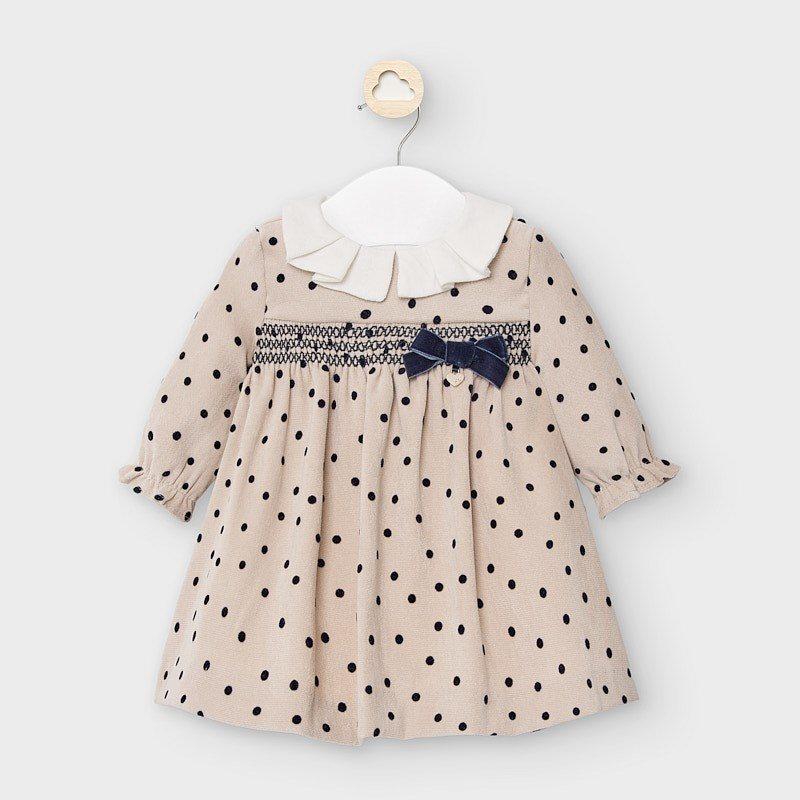 Mayoral dots dress