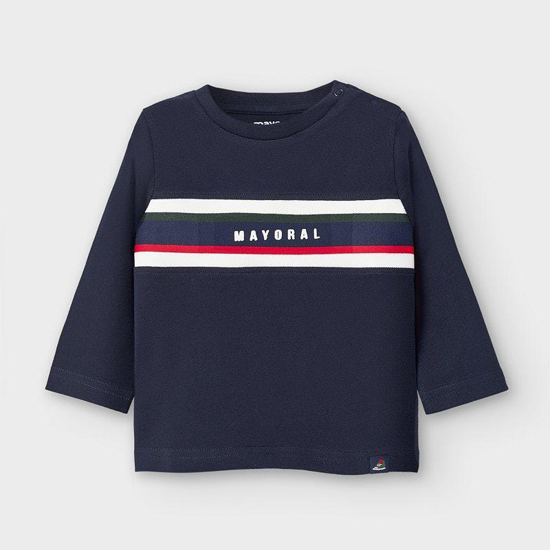 Mayoral stripe shirt