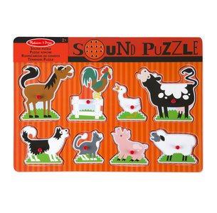 Sound Puzzle Farm