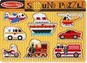 Sound Puzzle vehicle