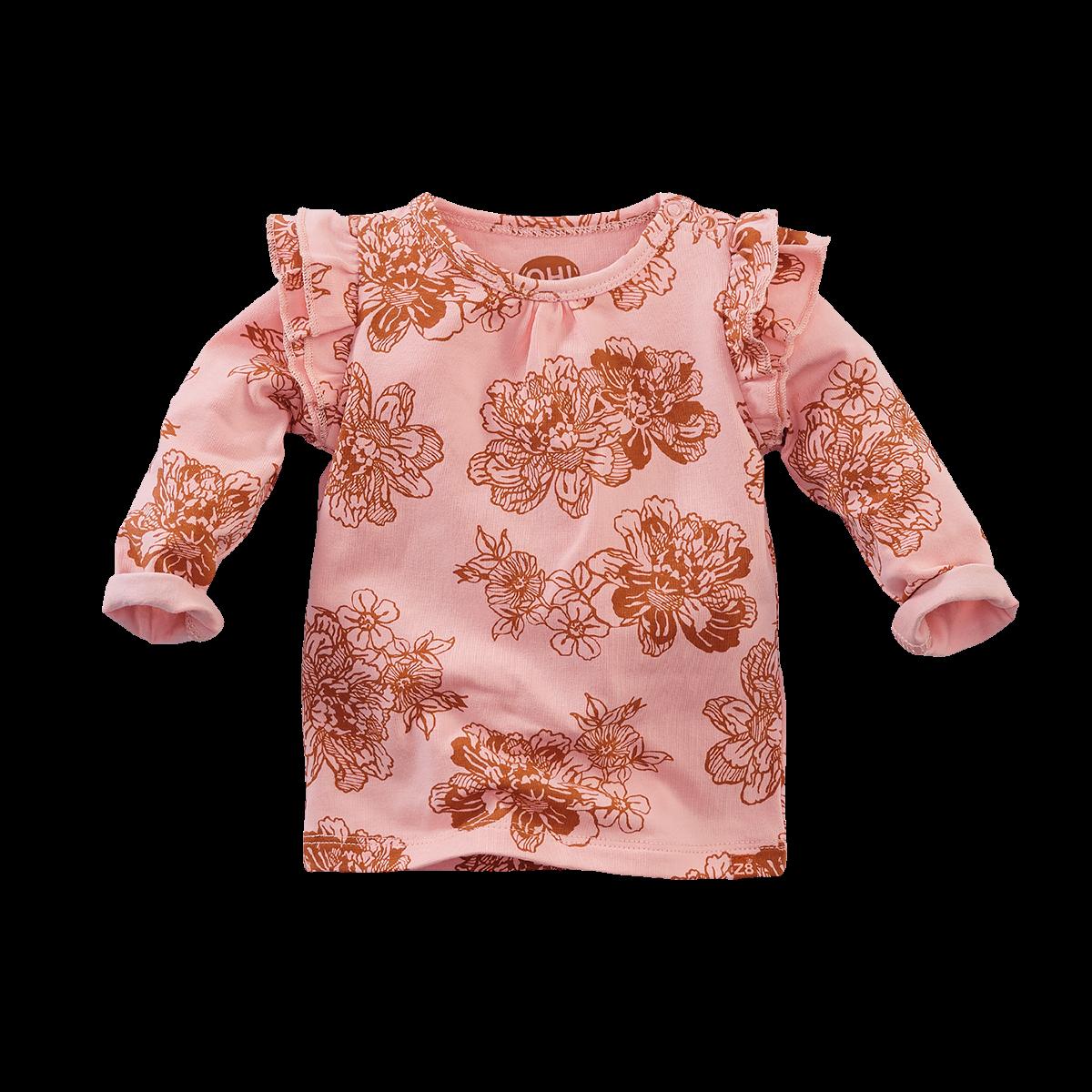 Z8 shirtje Geranium