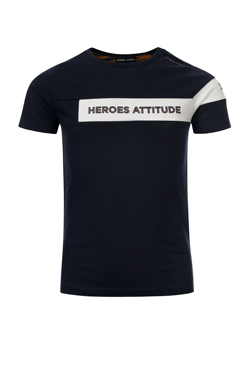 Common Heroes t-shirt