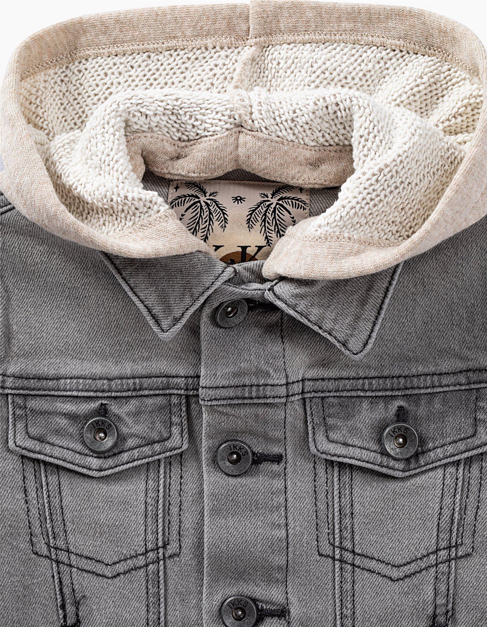 IKKS spijkerjasje