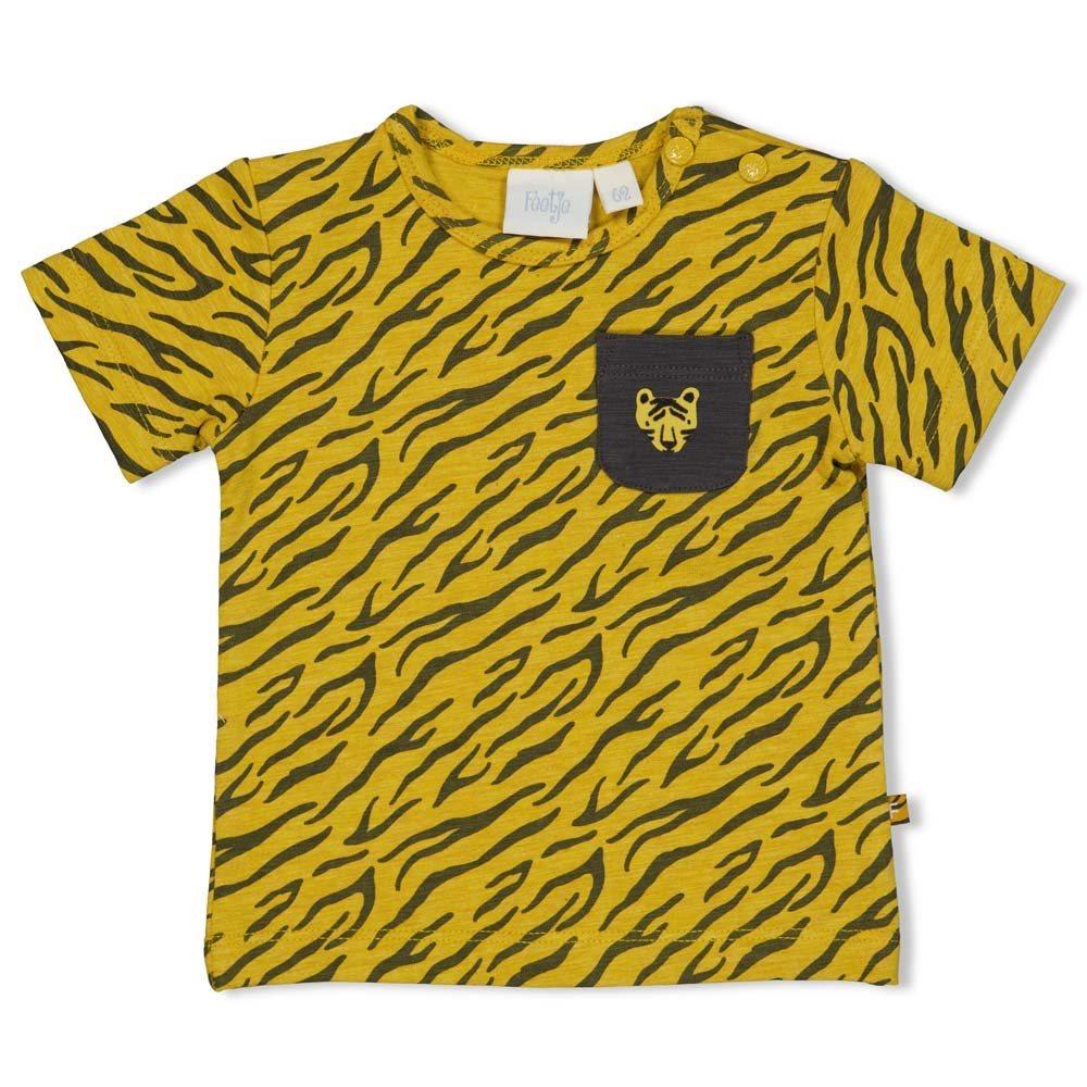 Feetje t-shirt AOP Go Wild