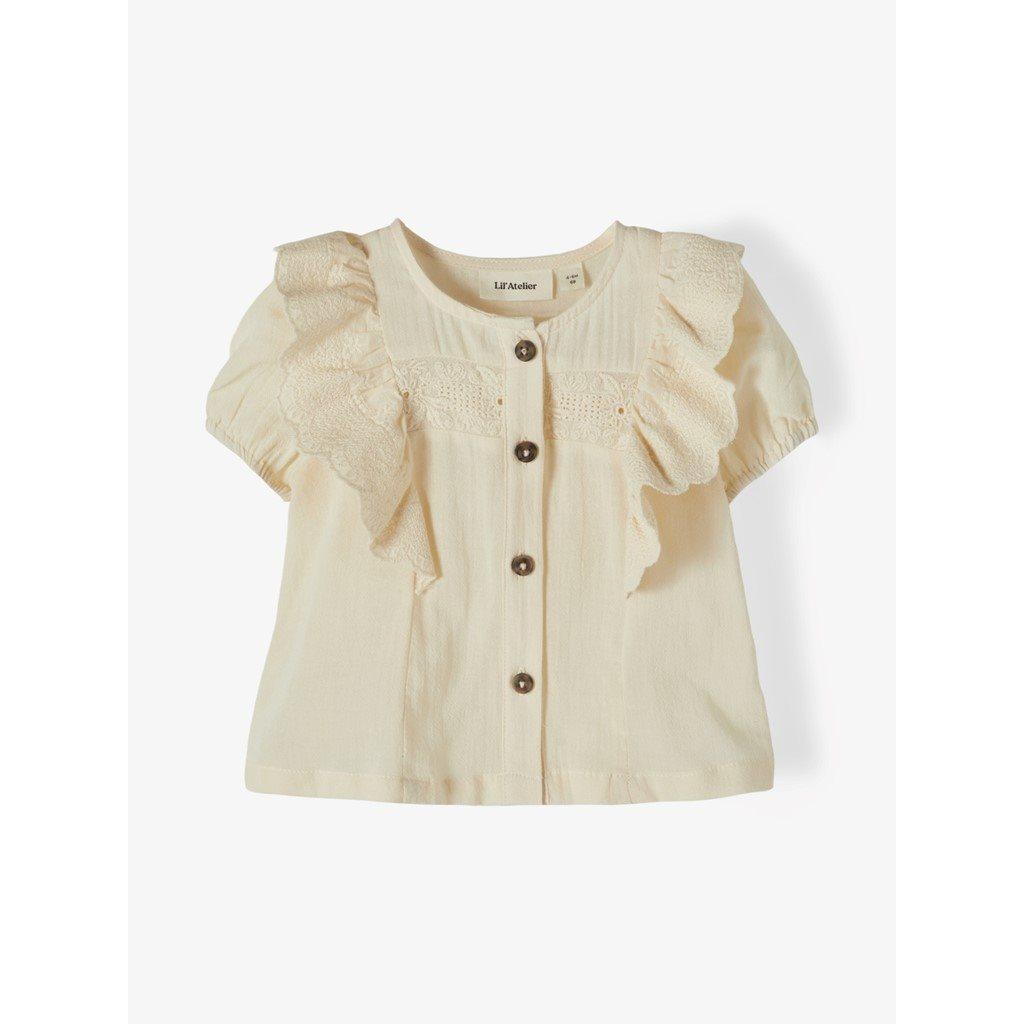 Lil Atelier blouse Solange