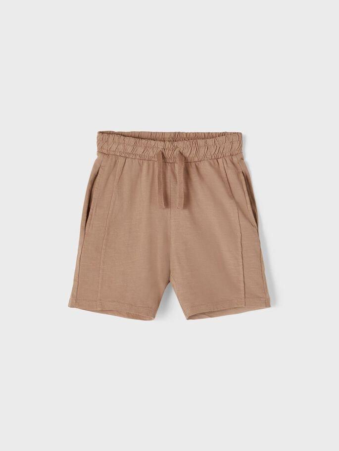 Lil Atelier shorts Sage
