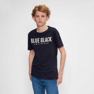 Blue Black shirt Tommy