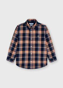 Mayoral geruite blouse
