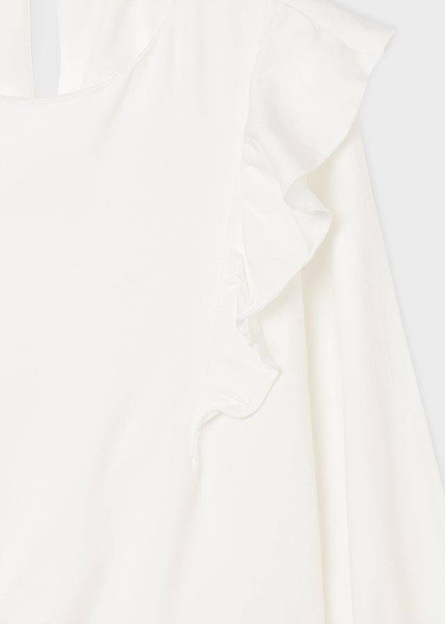 Mayoral ruffle blouse