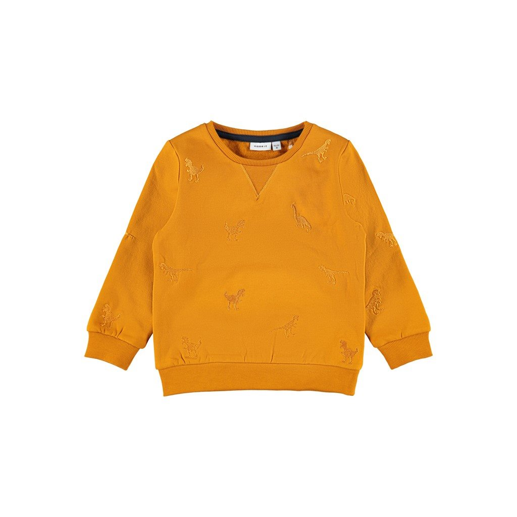 Name It sweater Lander oker