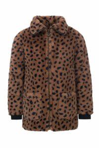 Looxs Little fur coat