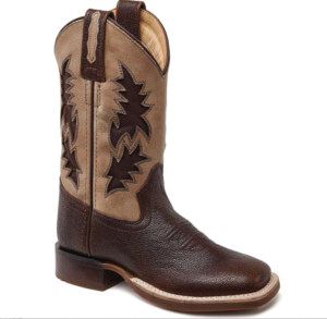 Western boots Square