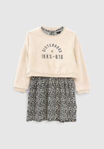 IKKS 2-in-1 dress