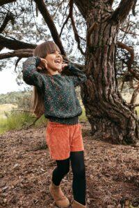 Looxs Little corduroy shorts
