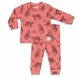 Feetje pyjama Roarr Ruby