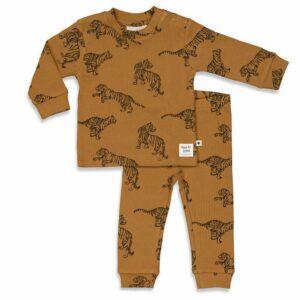 Feetje pyjama Tiger Terry