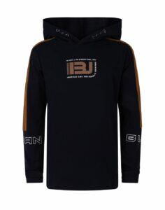 IBJ T-Shirt LS Hooded