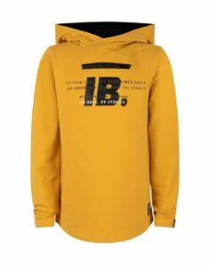 IBJ T-Shirt LS Hooded zipper